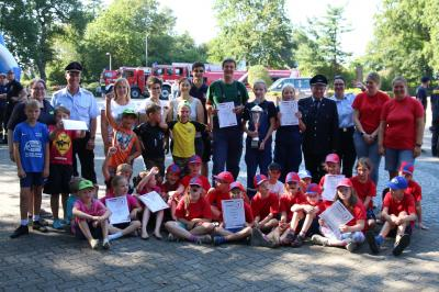 JF Harpstedt feiert mit dem Spiel ohne Grenzen ihr 50-jähriges Bestehen