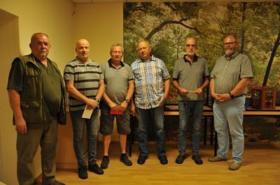 Vorschaubild zur Meldung: Verabschiedung von Gemeindevertretern in Gülitz-Reetz