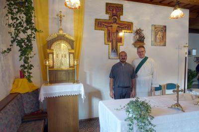 Foto zur Meldung: Pontifikalgottesdienst mit Bischof Dr. Rudolf Voderholzer am Sonntag, 08.09.2019 in der Pfarrkirche St. Georg zum Abschluss der Kirchenrenovierung
