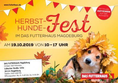 Herbstfest im Futterhaus MD