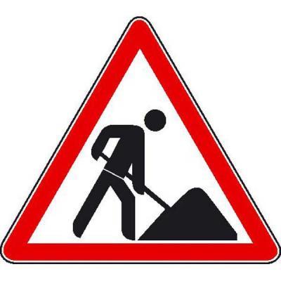 Foto zur Meldung: Straßenreparatur in Nitzgrund, Grund und Oberdorfstraße