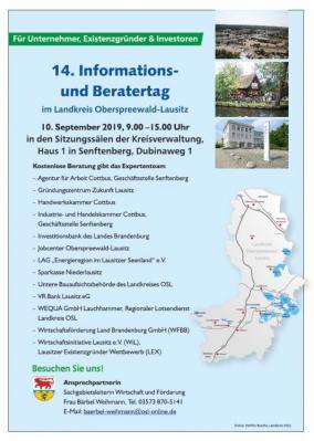 Foto zur Meldung: 14. Informations- und Beratertag in Senftenberg