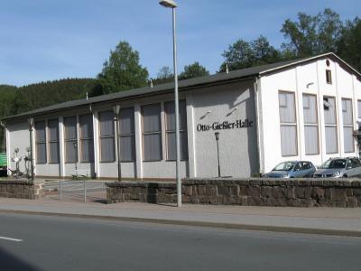Sporthalle Katzhütte