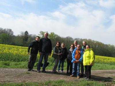 Vorschaubild zur Meldung: Erste Wanderung der neugegründeten Wandergruppe des SG Kirchwehren-Lathwehren