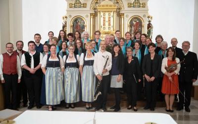 Vorschaubild zur Meldung: 10. Marienkonzert in Ortenburg