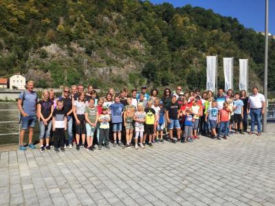 """Foto zu Meldung: 54 Gemeindebürger gingen mit dem """"Bürgermeister auf See"""""""
