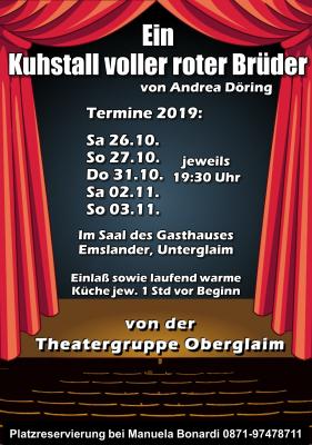 Vorschaubild zur Meldung: Theater 2019