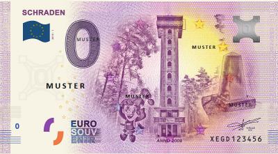 Vorschaubild zur Meldung: 0-Euro Schein