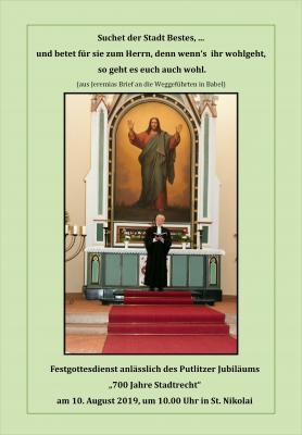 Deckblatt der Broschüre