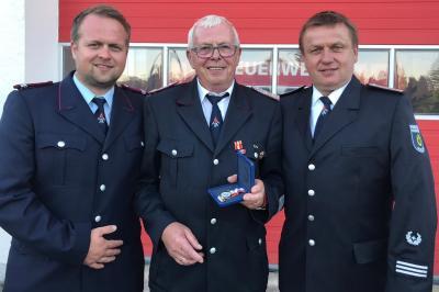 Vorschaubild zur Meldung: 85 Jahre Feuerwehr Gielow