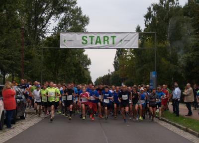 Foto zur Meldung: 10. Firmenlauf des RWK Westlausitz
