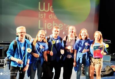 Gewinner des Jugendkunstpreises in der Kategorie Theater