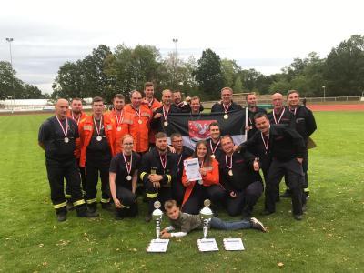 Vorschaubild zur Meldung: Landesmeisterschaften der Feuerwehren 2019
