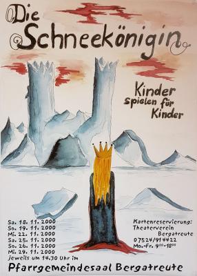 """""""Die Schneekönigin"""""""