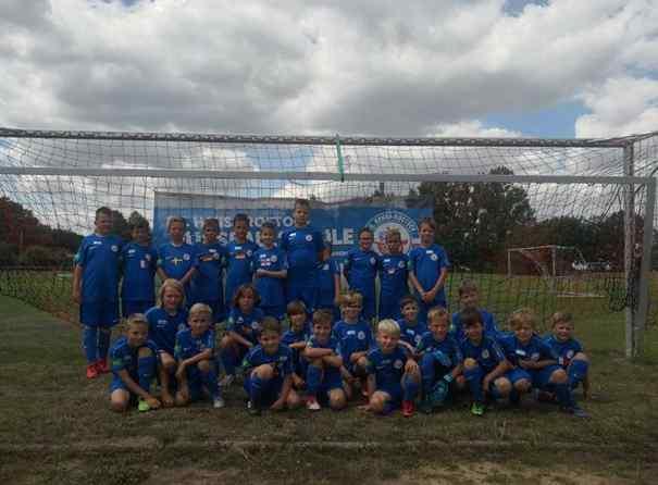 Bild der Meldung: Junioren / F.C. Hansa Rostock Fußballcamp beim Plauer FC