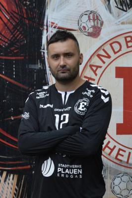 Foto zur Meldung: Dein Team - Kader 2019/20: Der Erfahrene