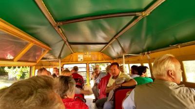 Foto zur Meldung: Mitteilung des Fördervereins Gemeinschaftsleben Diedersdorf e.V. - Tagesfahrt ins Schlaubetal 13.08.2019