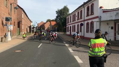 Vorschaubild zur Meldung: Absicherung der Cycle Tour und Dorffest