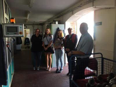 Vorschaubild zur Meldung: Frauenbauftragte besuchen die FTZ in Kyritz