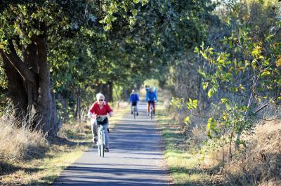 Der Verkehrssicherheitstag für Radfahrer richtet sich an alle Altersgruppen, die mit dem Rad unterwegs sind.