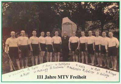 Vorschaubild zur Meldung: 111 Jahre MTV Freiheit - Ein grün-weißes Fest für die ganze Familie
