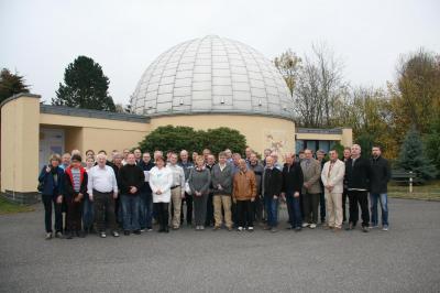 Die Tagungsteilnehmer im letzten Jahr