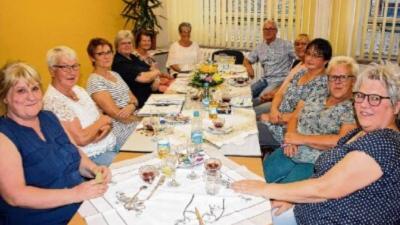 Foto zur Meldung: Bördeland Rentner schauen schon auf das nächste Jahr
