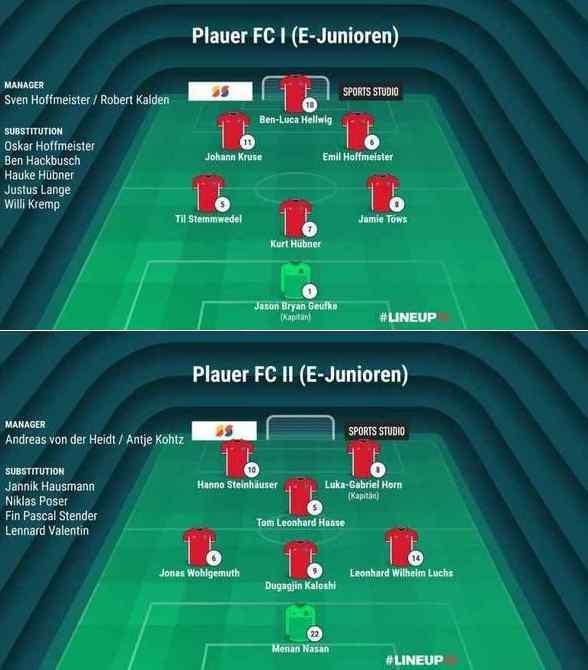 Bild der Meldung: E-Junioren / Vereinsinternes Duell