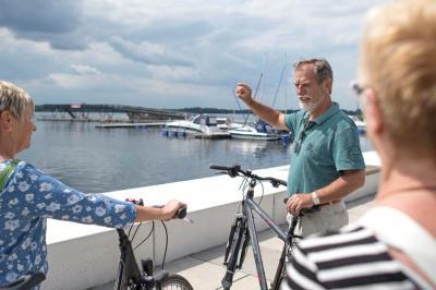 Foto zur Meldung: Touristiker bilden Gästeführer aus
