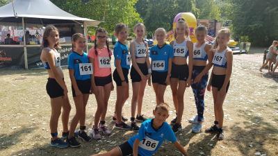 Vorschaubild zur Meldung: Erfolgriche Teilnahme an den Wettkämpfen Jugend trainiert und dem Herbstsportfest in Rathenow