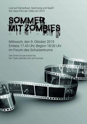 Sommer mit Zombies