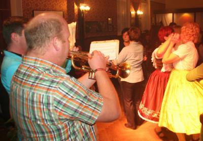 Foto zur Meldung: Trachtenkirmes in Striesow