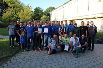 Foto zur Meldung: Wasserball Bezirkspokal in Görlitz