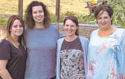 Foto zur Meldung: Freundeskreis der Kinder: Ina Kimpel führt den Freundeskreis der Kinder