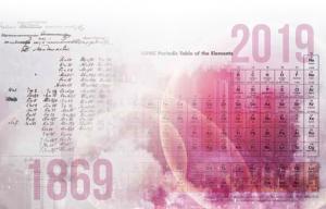 Vorschaubild zur Meldung: Das Periodensystem der Elemente feiert Geburtstag