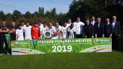 Vorschaubild zur Meldung: Kooperationspartner BWB ist Deutscher Meister