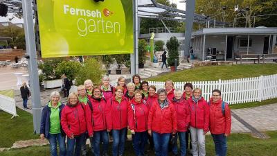Vorschaubild zur Meldung: MTV-Gymnastikdamen zu Gast beim ZDF-Fernsehgarten auf dem Mainzer Lerchenberg