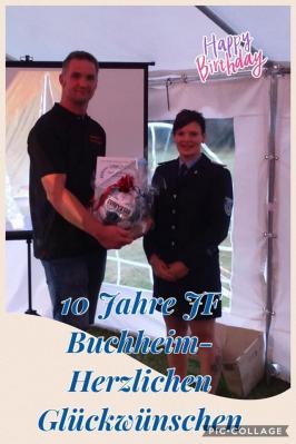 10 Jahre JF Buchheim