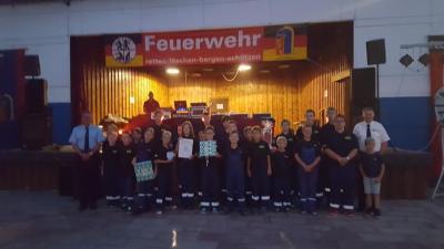 Vorschaubild zur Meldung: 60 Jahre JF Zwenkau