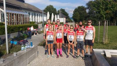 Foto zur Meldung: 20.Oberhofer Halbstundenlauf 28.08.2019 (17.00 Uhr im Kurpark)