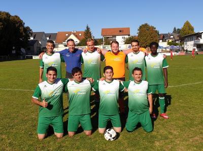 Vorschaubild zur Meldung: 6. Interkulturelles Integrationsfußballturnier - Team aus Flieden mit dabei