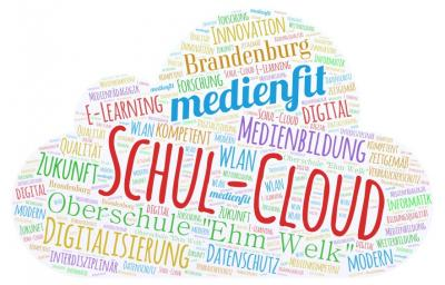 Vorschaubild zur Meldung: Bereits 150 (von 191) Anmeldungen Schul-Cloud - weiter so!!