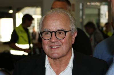 Fritz Keller (62) ist nun Präsident des Deutschen Fußballbundes (DFB) - Foto: Joachim Hahne / johapress