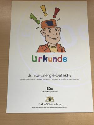 Foto zur Meldung: Energiedetektiv EDe