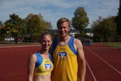 Luisa Reinfurt und Sebastian Spinnler