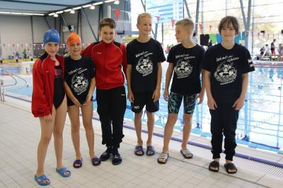 Vorschaubild zur Meldung: Schwimmen Finale des SSV-Kinderpokal in Plauen