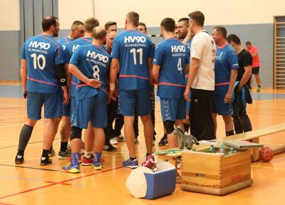 Vorschaubild zur Meldung: Männer gewinnen Heimspiel gegen Oelsnitz II
