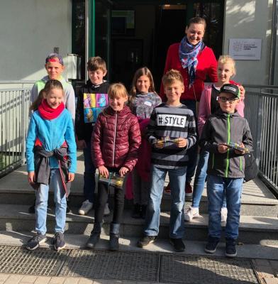 """Foto zur Meldung: Große Erfolge beim Schulwettbewerb """"Kleiner Emil"""""""