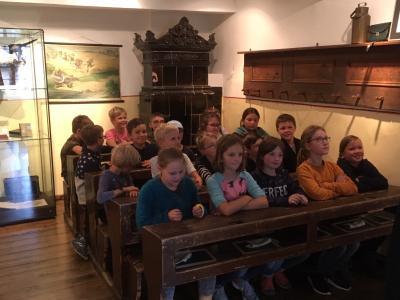 Vorschaubild zur Meldung: Besuch des Heimatmuseum in Duderstadt