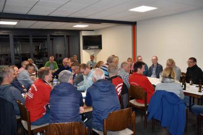 Mitgliederversammlung der Laufsportfreunde Bersenbrücker Land e.V.  (Foto: Reinhard Rehkamp)